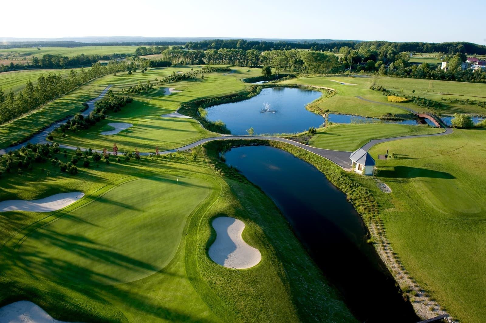 Golf i Polen