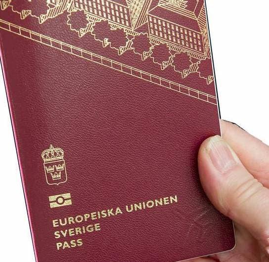 Svensk pass behöver inget visum i Polen