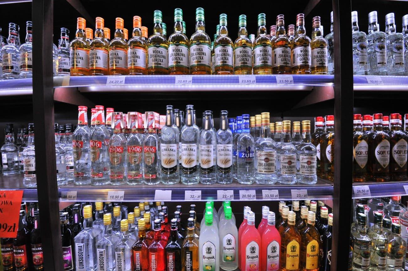 Alkohol i Polen