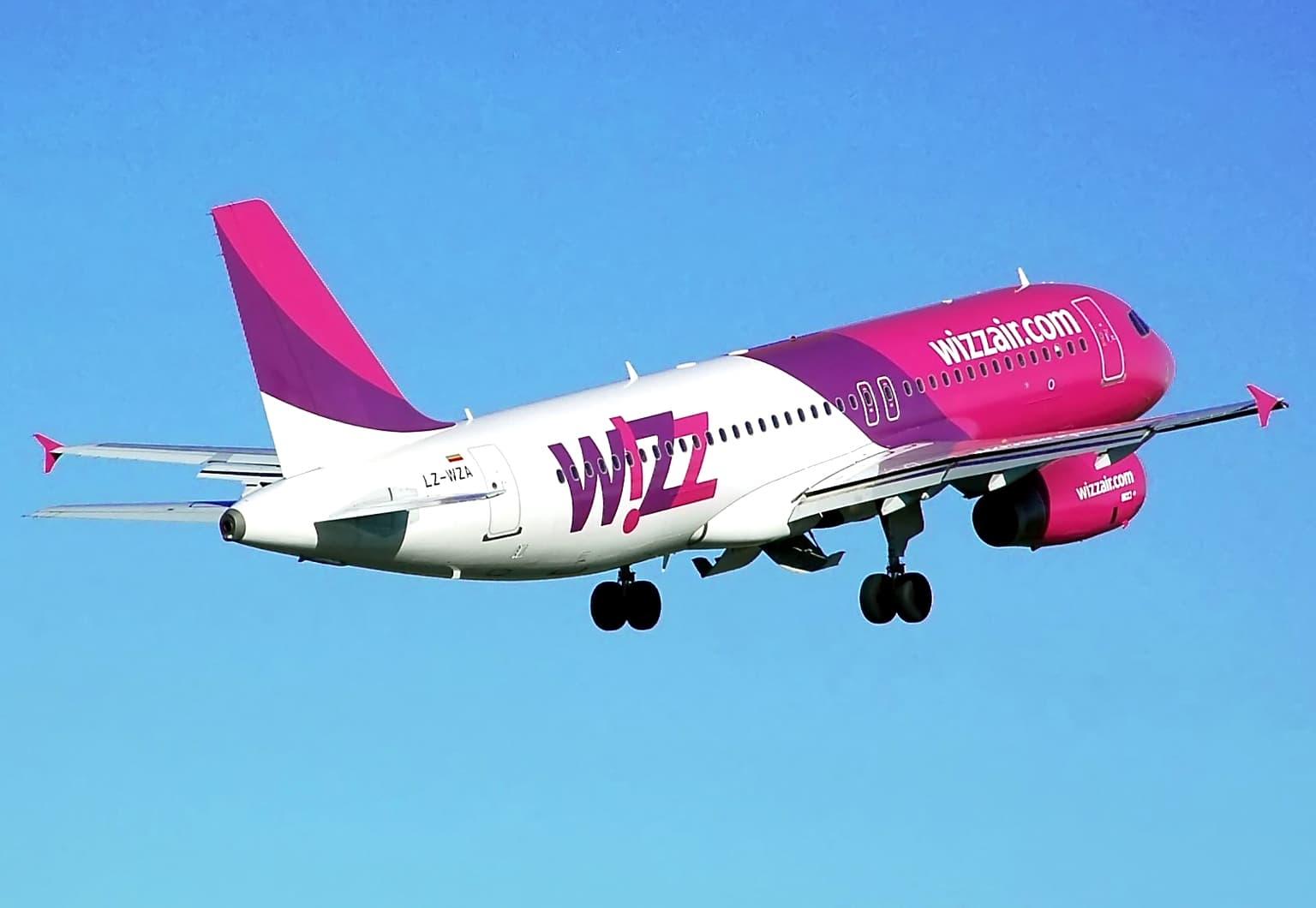 Wizzair flyger till Polen